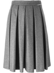 мини юбка со складками Twin-Set
