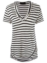 striped blouse Andrea Bogosian
