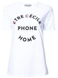 'EC Phone Home' T-shirt Être Cécile