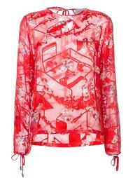 'Delia' blouse Preen By Thornton Bregazzi