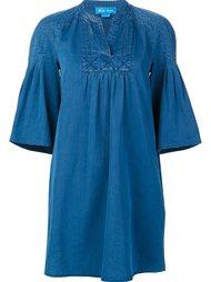 платье с расклешенными рукавами Mih Jeans