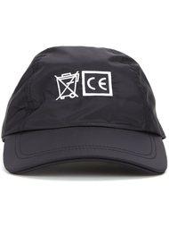кепка с графическим принтом C.E.