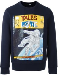 'Tales of Love' sweatshirt Love Moschino