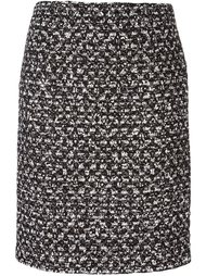 tweed straight skirt Giambattista Valli