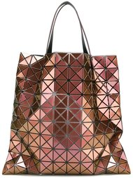metallic geometric shopping bag Bao Bao Issey Miyake