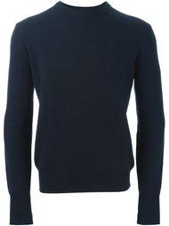 свитер с логотипом  Aspesi
