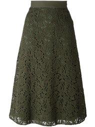 crochet A-line skirt M Missoni