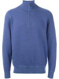 свитер с горловиной на молнии Loro Piana