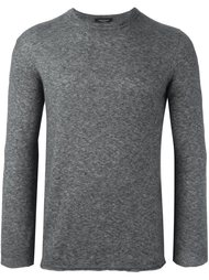 crew neck sweater Roberto Collina