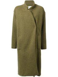 однобортное пальто Rito