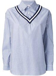 рубашка с контрастной окантовкой Cityshop