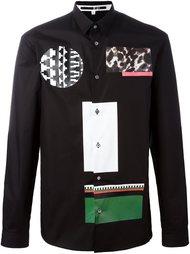 mixed print shirt  McQ Alexander McQueen