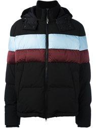 куртка-пуховик 'Stripes' Kenzo