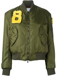 zipped bomber jacket  Forte Couture