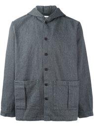 boxy hooded jacket Sunnei