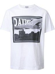 футболка с графическим принтом  C.E.