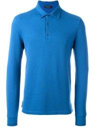 long sleeve polo shirt Loro Piana