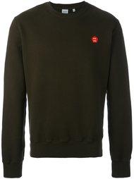 print detail sweatshirt Aspesi