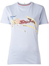 футболка с принтом Moncler Grenoble