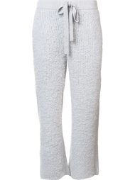 cashmere cropped pants  Undercover
