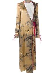 'Ali' coat Attico