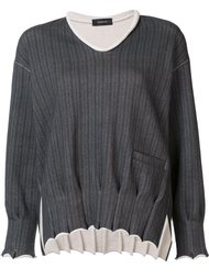 v-neck jumper  Undercover