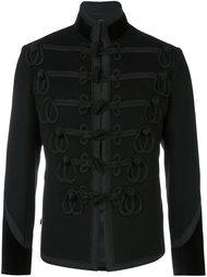 пиджак с воротником-стойкой  Alexander McQueen