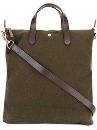 сумка-тоут с закругленными ручками Mismo