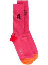 colour block socks Paul Smith