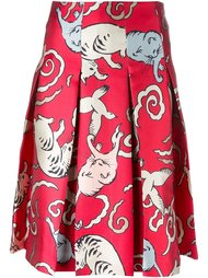 'Chat' skirt Paul & Joe