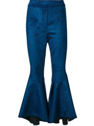 flared corduroy trousers Ellery