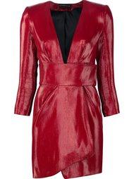 wrap mini dress Alexandre Vauthier