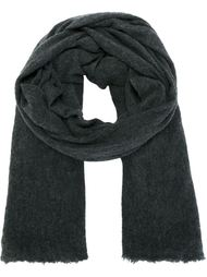 шарф с необработанными краями  Poème Bohémien