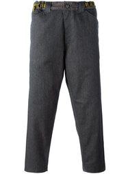 джинсы свободного кроя Ganryu Comme Des Garcons