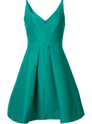 sweatheart neck dress Halston Heritage