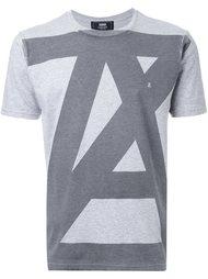 футболка с логотипом  Anrealage