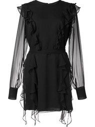 шелковое платье 'Love'  Thomas Wylde