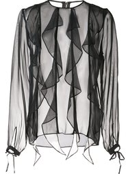 шелковая блузка 'Enlighten' Thomas Wylde