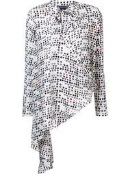 шелковая блузка  'Stash'  Thomas Wylde