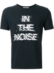 'In the Noise' T-shirt Anrealage