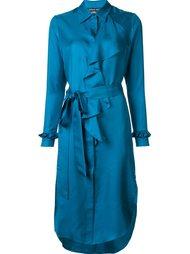 шелковое платье  'Lyric'  Thomas Wylde