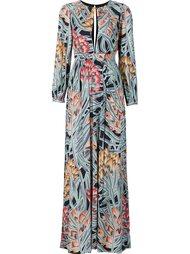 printed maxi dress Mara Hoffman
