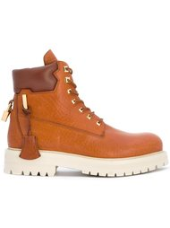 back lock boots Buscemi