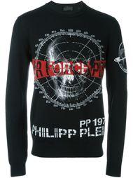свитер 'No Soul' Philipp Plein