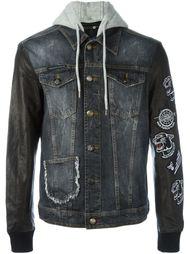 джинсовая куртка 'Rock' Philipp Plein