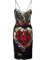 платье 'Miss Kittin'  Philipp Plein