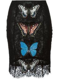 комплект из юбки и топа 'Into the Night' Philipp Plein