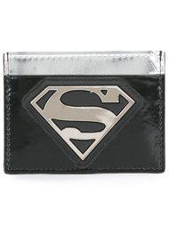 визитница с логотипом Superman Philipp Plein