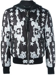 куртка-бомбер 'New Dawn'  Philipp Plein