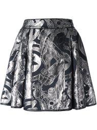 расклешенная юбка 'The Avengers' Philipp Plein